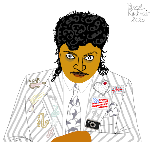 Cartoon: Little Richard (medium) by Pascal Kirchmair tagged little,richard,musik,musiker,musician,music,singer,songwriter,composer,illustration,ink,drawing,zeichnung,pascal,kirchmair,cartoon,caricature,karikatur,ilustracion,dibujo,desenho,disegno,ilustracao,illustrazione,illustratie,dessin,de,presse,du,jour,art,of,the,day,tekening,teckning,cartum,vineta,comica,vignetta,caricatura,portrait,portret,retrato,ritratto,porträt,tennessee,usa,little,richard,musik,musiker,musician,music,singer,songwriter,composer,illustration,ink,drawing,zeichnung,pascal,kirchmair,cartoon,caricature,karikatur,ilustracion,dibujo,desenho,disegno,ilustracao,illustrazione,illustratie,dessin,de,presse,du,jour,art,of,the,day,tekening,teckning,cartum,vineta,comica,vignetta,caricatura,portrait,portret,retrato,ritratto,porträt,tennessee,usa