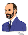 Cartoon: Edouard Philippe (small) by Pascal Kirchmair tagged edouard,philippe,premier,ministre,france,caricature,karikatur,dessin,humour,dibujo,desenho,disegno,illustration,cartoon,zeichnung,humor,frankreich,paris,matignon