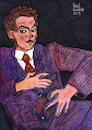 Cartoon: Egon Schiele (small) by Pascal Kirchmair tagged egon,schiele,vienna,vienne,viena,wien,tulln,illustration,drawing,zeichnung,pascal,kirchmair,cartoon,caricature,karikatur,ilustracion,dibujo,desenho,ink,disegno,ilustracao,illustrazione,illustratie,dessin,de,presse,du,jour,art,of,the,day,tekening,teckning,cartum,vineta,comica,vignetta,caricatura,portrait,retrato,ritratto,portret,genius,genie,mastermind,wiz,whizz,whiz,genio,austria,expressionism,expressionismus,kunst,jugendstil,wiener,moderne,österreich,autriche,maler,künstler,artist