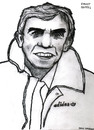 Cartoon: Ernst Happel (small) by Pascal Kirchmair tagged ernst,franz,hermann,happel,fc,tirol,innsbruck,wien,fußballtrainer,coach,feyenoord,holland,niederlande,vizeweltmeister,rapid,pressing,hollywood,totale,offensive,rotterdam,ado,den,haag,grantler,trainer,soccer,foot,fußball,football