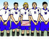 Cartoon: Free Kick (small) by Pascal Kirchmair tagged handle,with,care,manipuler,avec,attention,fußball,boby,lapointe,mauer,wall,soccer,foot,mur,free,kick,freistoß,football,coup,franc,achtung,zerbrechlich,vorsicht,glas,caution,fragile