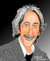 Cartoon: Jean Rochefort (small) by Pascal Kirchmair tagged jean,rochefort,dessin,dibujo,retrato,ritratto,portrait,desenho,drawing,caricature,karikatur,cartoon,illustration,ilustracion,ilustracao,illustrazione,pascal,kirchmair,zeichnung,porträt,portret,cartum,tekening