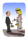 Cartoon: Justiz und Korruption (small) by Pascal Kirchmair tagged justiz,korruption,corruption,justice,politics,politiciens,politicians,politiker