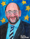 Cartoon: Martin Schulz (small) by Pascal Kirchmair tagged martin,schulz,karikatur,portrait,porträt,caricature,pascal,kirchmair,vignetta,vineta,comica,cartum,cartoon,spd,politiker,politician,politique,politics,europe,europa,germany,deutschland,wahlkampf,illustration