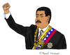 Cartoon: Nicolas Maduro (small) by Pascal Kirchmair tagged nicolas maduro cartoon dibujo desenho dessin zeichnung caricatura karikatur drawing venezuela caracas politician politico presidente politicien