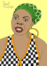 Cartoon: Nina Simone (small) by Pascal Kirchmair tagged nina,simone,bipolar,disorder,singer,songwriter,civil,rights,movement,jazz,rhythm,and,blues,rnb,folk,gospel,pop,cartoon,caricature,karikatur,ilustracion,illustration,pascal,kirchmair,dibujo,desenho,drawing,zeichnung,disegno,ilustracao,illustrazione,illustratie,dessin,de,presse,du,jour,art,of,the,day,tekening,teckning,cartum,vineta,comica,vignetta,caricatura,humor,humour,political,portrait,retrato,ritratto,portret,chan,porträt,artiste,artista,artist,usa,pianistin,pianist,pianista,tryon,north,carolina,carry,le,rouet,soul