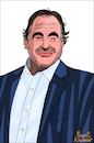 Cartoon: OLIVER STONE (small) by Pascal Kirchmair tagged oliver stone caricature karikatur cartoon portrait retrato dibujo desenho drawing zeichnung dessin portret porträt illustration vignetta usa ritratto