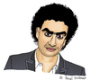 Cartoon: Rolando Villazon (small) by Pascal Kirchmair tagged rolando villazon karikatur caricature cartoon portrait dessin zeichnung mexiko mexico opera oper sänger tenor