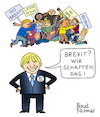 Cartoon: The Optimist (small) by Pascal Kirchmair tagged bojo,brexit,no,deal,eu,european,union,wir,schaffen,das,hard,brexshit,conservative,party,tories,tory,torys,conservatives,boris,johnson,10,downing,street,bojos,flying,circus,humor,humour,gag,umorismo,umore,spirito,lustig,pascal,kirchmair,illustration,drawing,zeichnung,political,cartoon,caricature,politische,karikatur,ilustracion,dibujo,desenho,ink,disegno,ilustracao,illustrazione,illustratie,dessin,de,presse,du,jour,art,of,the,day,tekening,teckning,cartum,vineta,comica,vignetta,caricatura,esprit,witz,prime,minister,great,little,britain,england,united,kingdom,politics,politique,politik,politica