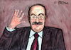Cartoon: Umberto Eco (small) by Pascal Kirchmair tagged umberto eco portrait retrato ritratto dibujo drawing disegno caricature illustrazione karikatur pascal kirchmair cartoon illustration watercolour ink ilustracion ilustracao italia tekening portret cartum alessandria milano
