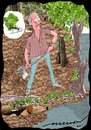 Cartoon: cut leaves not trees (small) by kar2nist tagged felling,trees,ants,leafcutter