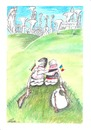 Cartoon: schengen dream (small) by axinte tagged axinte