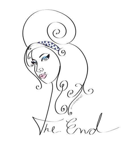 Cartoon: The End (medium) by Herme tagged amy,winehouse