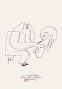 Cartoon: self-portrait (small) by Herme tagged self,portrait