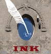 Cartoon: INK (small) by Kestutis tagged ink,observagraphics,kestutis,lithuania