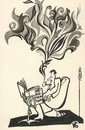 Cartoon: ORNAMENTUM (small) by Kestutis tagged hobby,ornamentum,pipe,kunst,art