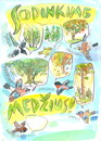 Cartoon: PLANT TREES! (small) by Kestutis tagged tree,baum,poster,bird,vogel,ornithology,lithuania,kestutis,aquarell,sketch,watercolor