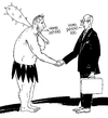 Cartoon: Homo sapiens XXI (small) by Jonas Lenkutis tagged homo,sapiens,xxi,maori,tribe,greeting,native,injun,fierce,unkind,savage,weapon,indigenous,emotion,sinister,baleful,local,precaution,wicked,wild,man,ceremony,fell,primal,malice,spiteful,ritual,ferocious,warrior,aboriginal,furi