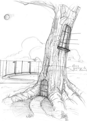 clip art tree house. clip art tree house. art,