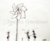 Cartoon: innovation (small) by James tagged ants,innovation,wind,power,environment,toon,james,gardiner,art,skecth