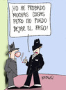 Cartoon: FASO (small) by HCATALAN tagged cigarrillo,tango,catalan