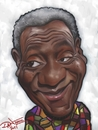 Cartoon: The Coz (small) by Dante tagged bill,cosby,caricature