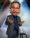 Cartoon: Lewis Black (small) by RodneyPike tagged lewis,black,caricature,illustration,rwpike,rodney,pike