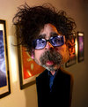 Cartoon: Tim Burton - Retrospective (small) by RodneyPike tagged tim,burton,caricature,illustration,rwpike,rodney,pike