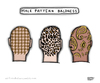 Cartoon: Bald is Beautiful (small) by a zillion dollars comics tagged beauty,culture,masculinity,health,aging