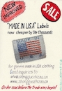 Cartoon: Made in USA Labels (small) by Alan tagged made,usa,labels,china,sale,zhong
