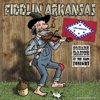 Cartoon: CD cover for fiddle music (small) by deleuran tagged fiddle,hillbilly,old,time,music,appalachian,american,folk,culture