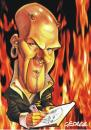 Cartoon: Devil in Me (small) by spot_on_george tagged george,williams,caricature,portrait