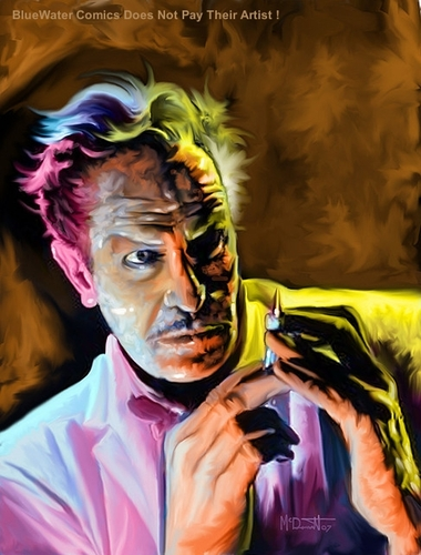 Cartoon: Vincent Price Presents (medium) by McDermott tagged vincentpricepresents,vincentprice,horror,monster