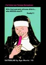 Cartoon: AM - Nun God and Pink Dildo (small) by Age Morris tagged agemorris god dildo siliconedildo nun fulltime fulltimenun whoneedsmen really dateblab dateblabber dating datinggame datelife