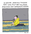 Cartoon: Herings end (small) by Huse Fack tagged nordsee,fisch,nordseeinsel