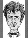 Cartoon: Sean Penn (small) by Vidal tagged sean,penn