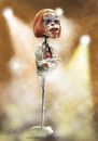 Cartoon: Rita Lee (small) by Jesse Ribeiro tagged music,comic,cartoon,rock,ritalee,illustration,portrait,pop,show