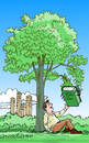 Cartoon: How to preserve the planet (small) by Cartoonarcadio tagged planet,earth,ecology,environment,gobal,warming,pollution,life