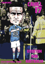 Cartoon: Tim Cahill - Everton and Austral (small) by bluechez tagged tim,cahill,everton,australia,football,premiership