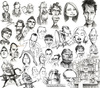 Cartoon: Sketches (small) by Alan HI tagged sketches