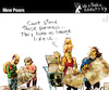 Cartoon: New Poors (small) by PETRE tagged crisis,poverty