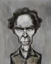 Cartoon: Clint Eastwood (small) by gartoon tagged actor,famous,people,composer,producer