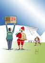 Cartoon: 2014 (small) by Hule tagged fifa