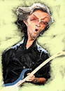 Cartoon: Eric (small) by nommada tagged eric,clapton