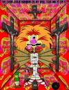 Cartoon: Insanity (small) by yusanmoon tagged yu,san,moon,religion,jesus,crucifix,trippy,cartoon