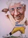 Cartoon: Dan Rooney US Ambassador (small) by jjjerk tagged rooney,dan,cartoon,caricature,ambassador,ireland,irish,usa,america,football,pittsburg,steelers