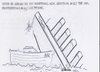 Cartoon: Something new (small) by jjjerk tagged titanic arc built funnel four amateur professional