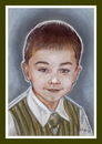 Cartoon: Andrei D (small) by Kidor tagged child kidor