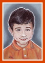 Cartoon: Andrei S (small) by Kidor tagged child kidor
