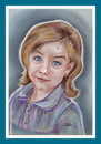 Cartoon: Ecaterina 2 (small) by Kidor tagged child kidor